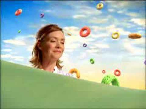 Cheerios, and Fruity Cheerios Commercial (2006) (Television Commercial)