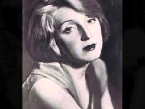 Old song: Córka Kata- Hanka Ordonówna 1930!