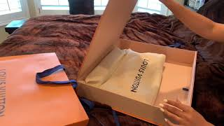 Unboxing Louis Vuitton Graceful PM!!!!!!