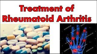 Treatment of Rheumatoid Arthritis || American College of Rheumatology Guidelines