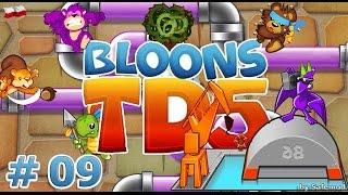 Bloons TD5 PL - #09 - Wyzwanie : Sami super bohaterowie