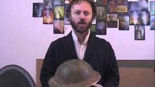 The Great WW1 Helmet Mystery