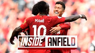 Inside Anfield: Liverpool 3-1 Newcastle Utd | Exclusive behind-the-scenes TUNNEL CAM from Reds win