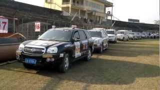 preview picture of video 'BCIM Car Rally 2013 (Silchar)'