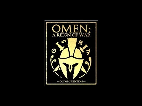 A Couple of Meeple Discuss Omen: A Reign of War (Olympus Edition)