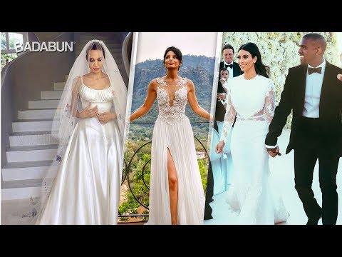 Así lucían estas 10 famosas el día de su boda letöltés