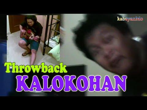 Thursday Throwback Kalokohan ni kabayan Mo