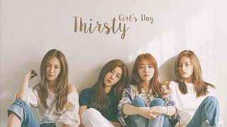 Girl's Day - Thirsty