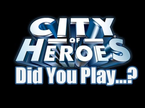 city of heroes pc gameplay