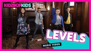 KIDZ BOP Kids - Levels (Official Music Video) [KIDZ BOP 31]