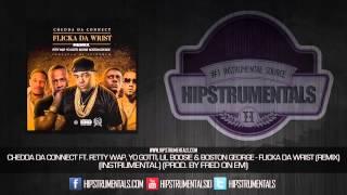 Chedda Da Connect Ft. Fetty Wap - Flicka Da Wrist (Remix) [Instrumental] (Prod. By Fred On Em)