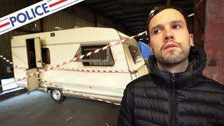 NOS EXPLORATIONS QUI ONT « MAL TOURNÉ » #4 (Cambriolage caravane)