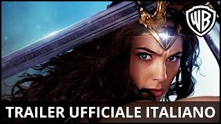 Wonder Woman - Trailer ufficiale italiano | HD