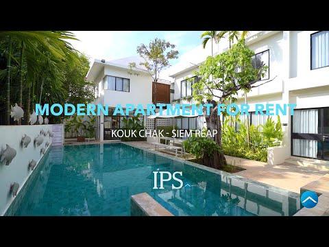 1 Bedroom Apartment For Rent - Kouk Chak, Siem Reap thumbnail