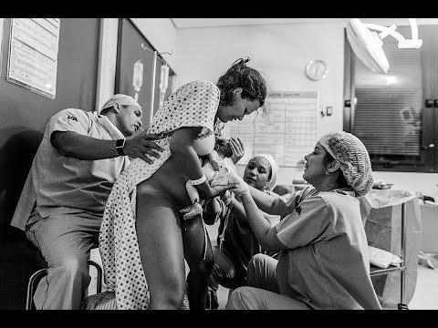 Nascimento Bernardo | Parto Humanizado Hospitalar (Vídeo)