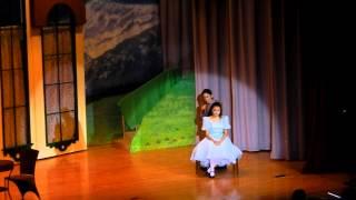 YCIS-Sound of Music -- Sixteen going on Seventeen (Rolf & Liesl)-2012