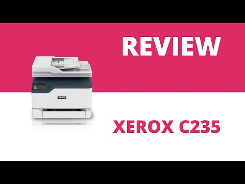 Xerox C235 Color Multifunction Printer