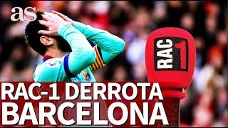 Durísimo editorial de Rac1 tras la derrota del Barça | Diario AS