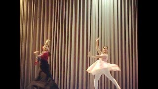Fusion of Flamenco and Kathak - YouTube
