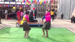 Thai Dance Academy, Melbourne Thai Language School: Serng Ka Tip Kao