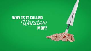 Why is it called Wonder Mop?