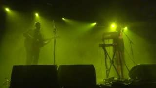 Arab Strap - Hello Daylight, live @ Barrowland Ballroom, Glasgow 15.10.2016