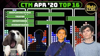 April 2020 CTM - Green Bracket - Classic Tetris Monthly