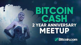 A look into Bitcoin Cash Meetups - Tokyo: 2 Year Anniversary of Bitcoin Cash