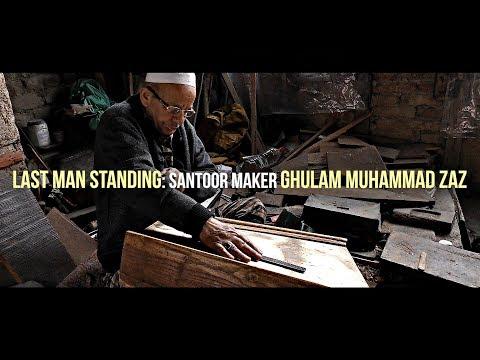 Last man standing: Santoor maker Ghulam Muhammad Zaz