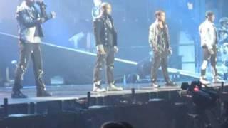JLS - Boyband Medley - Outta This World Tour 2010