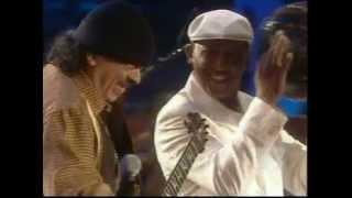 Herbie Hancock & Carlos Santana Watermelon man - Bouteille de San Pellegrino