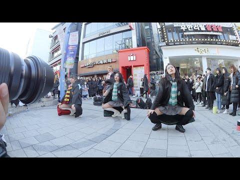 [직캠찍는 직캠] Instruction - 레이디비(Lady B) 홍대 버스킹 chulwoo 직캠(Fanca…