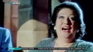 Opera singer Montserrat Caballe passes away
