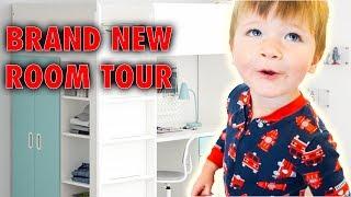 The ULTIMATE IKEA MINIMALIST Bedroom Makeover!  ***Georgies New Kid Bedroom Tour***
