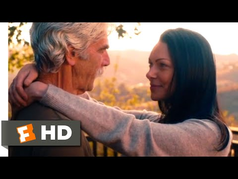 The Hero (2017) - Gently They Go Scene (10/10)   Movieclips