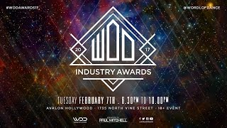 World of Dance Industry Awards 2017 | Avalon, Hollywood