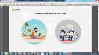 EasyBizzi Top Team RUS Language презентация на русском