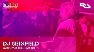 DJ Seinfeld | Live Set At DGTL Amsterdam 2019   Gain By RA Stage