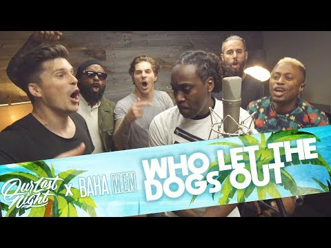 "Baha Men - ""Who Let The Dogs Out"" (Our Last Night Ft. Baha Men Rock Cover) Mp3"