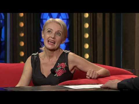 1. Veronika Žilková - Show Jana Krause 14. 10. 2020