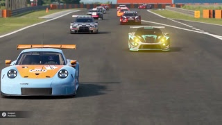 Чемпионат FIA 2018 сезон 2 раунд 7 (Gran Turismo Sport )