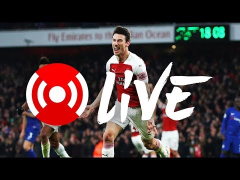 Arsenal 2 - 0 Chelsea | Arsenal Nation Live: Analysis