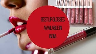 Best Top 5 Lipgloss in India