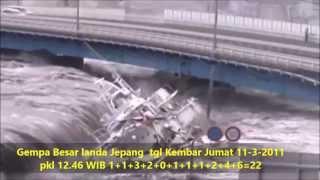 Misteri Tanda Tuhan DiBalik Dahsyatnya Tsunami Jepang 11311