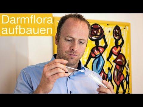 Darmflora aufbauen: Mikrobiom analysieren, sanieren & verbessern