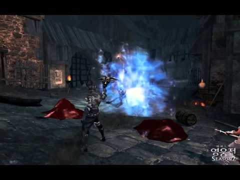 Vindictus : Kay the Vampire Hunter trailer
