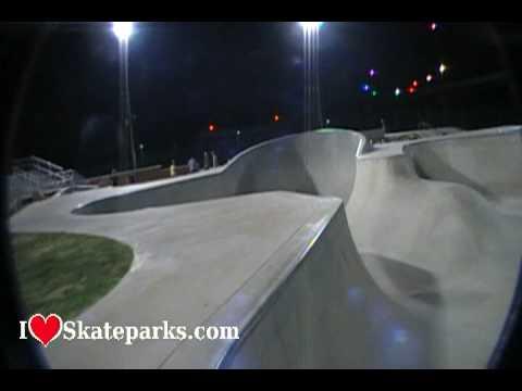 iloveskateparks Tour - Knoxville Skatepark - Knoxville - TN