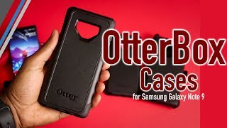 OtterBox Cases Review | Samsung Galaxy Note 9 | Beauty and the Beasts