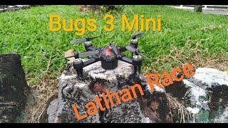 Belajar Racing Drone MJX Bugs 3 Mini Modifikasi