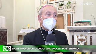 Mons. Cacucci, un cammino lungo 21 anni al servizio della Diocesi
